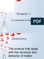 chapter 1 - Introduction to Chemistry
