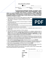 DECLARACION JURADA IV NNA 2021.