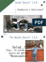 CONFERENCIA EMOCIONES Y ADICCIONES