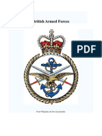 British Armed Forces
