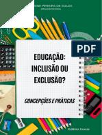 EDUCAÇÃO Inclusão Ou Exclusão