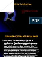 artificial intelligence dan sistem pakar