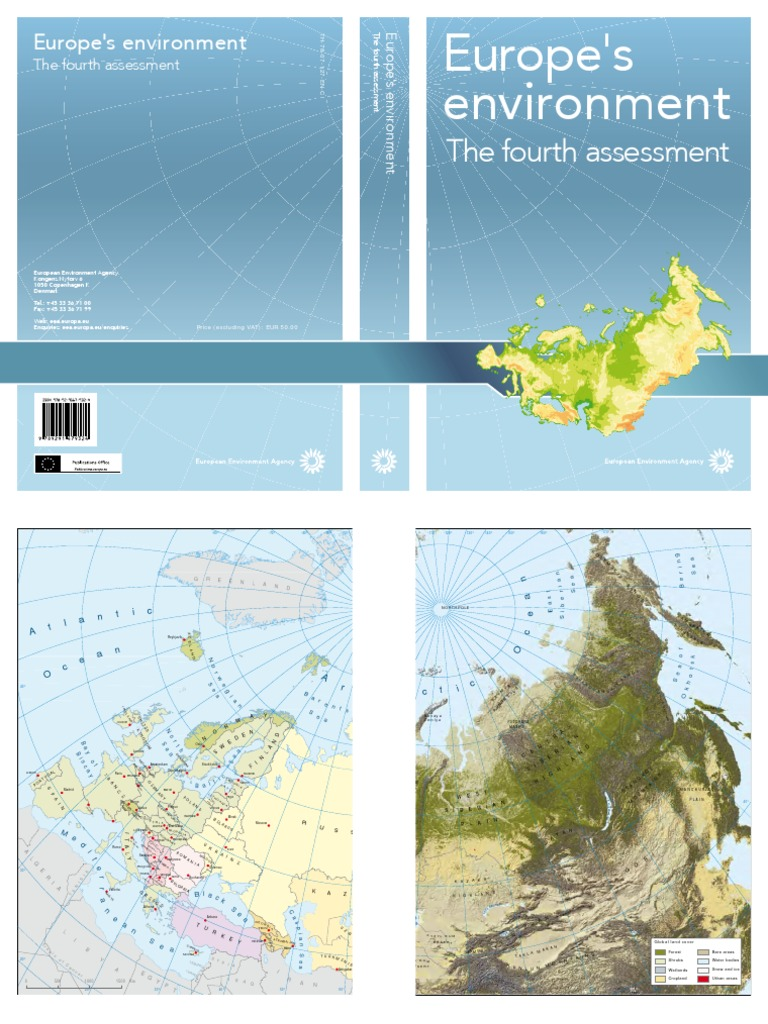 EEA Europe Environment 4th Assessment 2007 | Sustainability ...