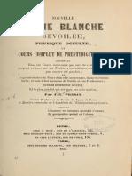1853 Ponsin Nouvelle Magie Blanche Devoilee