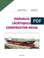 Manualul Lacatusului Naval