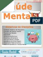 Saúde Mental - Introdução