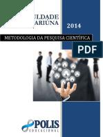 APOSTILA_Metodologia_da_Pesquisa_Cient_fica
