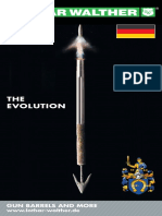 The evolution. Gun barrels and more