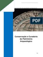 Conservação e Curadoria Do Patrimônio Arqueológico