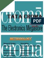 Presentation on Croma