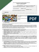 Guía3 Tercer Periodo Ciencias Naturales Grado 601