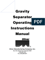 Operator Instruction Manual