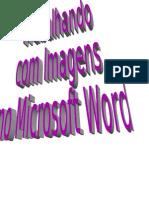 Apostila Trabalhando Com Imagens No Microsoft Word