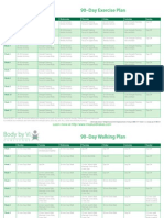 Body by Vi 90-Day Exercise Plan
