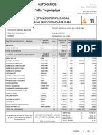 Cono 11 Corolla Perno Excentrico-propuesta No.14777 en Allas