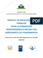 1. Didactique Du Français VF