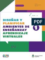 JM2_Diseñar y planificar ambientes de enseñanza y aprendizaje virtuales I