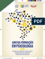 Relatório Final Revisão Das Diretrizes Curriculares Nacionais Para Os Cursos de Graduação Em Psicologia