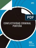 Tercer Informe Conflictividad Criminal Porteña Final