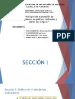 GUÍA DE INDICADORES 2020