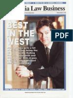 John Branca Best in the West
