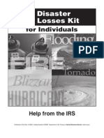 IRS Pub 2194_disaster relief tax addendum