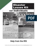 IRS Pub 2194_disaster relief tax addendum