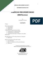 American Recorder