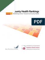 County Health Rankings 2011 - Oregon