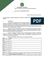 Instrução Operacional N° 1 de 2021 - SE-SECAD-DECAU-CGGPC - Divulgar as melhorias implantadas no Sistema de Cadastro Único e os procedimentos para sua operação