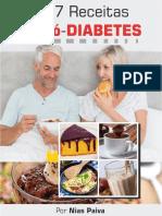 eBook 107 Receitas Pró-diabetes