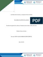 ACTIVIDAD BASE DE DATOS 1