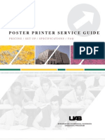 Biomedical Services Printing Guide