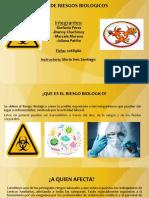 Manejo de riesgos biologicoS
