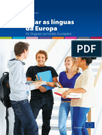Falar as línguas da Europa