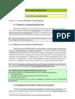 Droit Constit 2 - Régimes étrangers +Histoire de la IIIe et IVe République