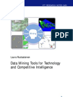 data-mining-tools-comptetitive-intelligence