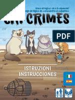 Cat Crimes reglas ITA_ESP