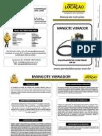 MANGOTE-VIBRADOR Branco B4T-507