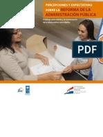 Percepciones y expectativas sobre la Reforma de la Administración Pública - PortalGuarani.com