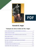 9 livretos de Kenneth E. Hagin