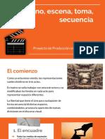 Plano, toma, escena, secuencia (2)