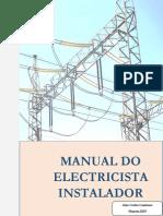 Manual Do Electricista Instalador - João Carlos Cumbane