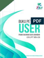 Buku Petunjuk User PDM
