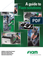 Guide to Fiam Solutions Web