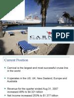 Case Presentation_CarnivalCorp