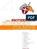 Summer Camp Brochure 2011 Final