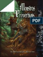 Monstros Proverbiais