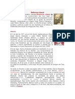 3. Reforma Liberal