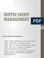 Supply Chain Management Ppt Prsntn-prince Dudhatra-9724949948
